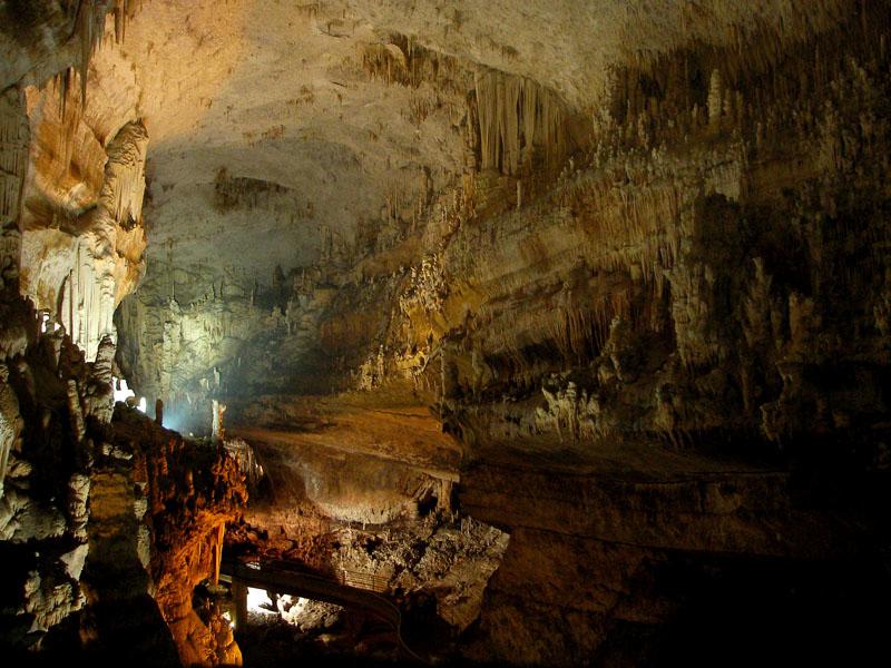 одна неделя по ливанскому маршруту - изображение Джиты Грот flickr от kcakduman Ливан Ливан Upper Jeita Grotto 20 281 29 L