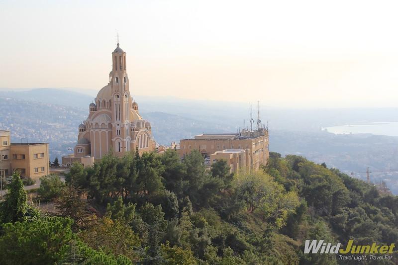 однонедельный маршрут по ливану - харисса Ливан Ливан IMG 1471 L
