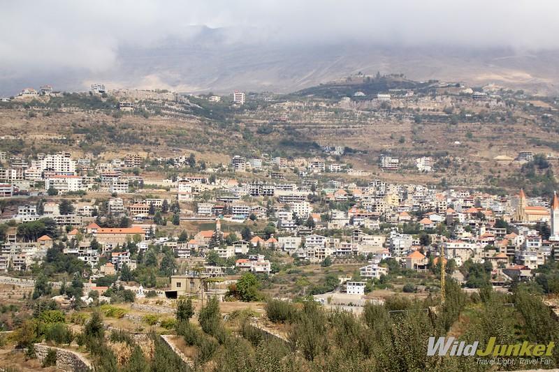 недельный маршрут по Ливану - долина Кадиша