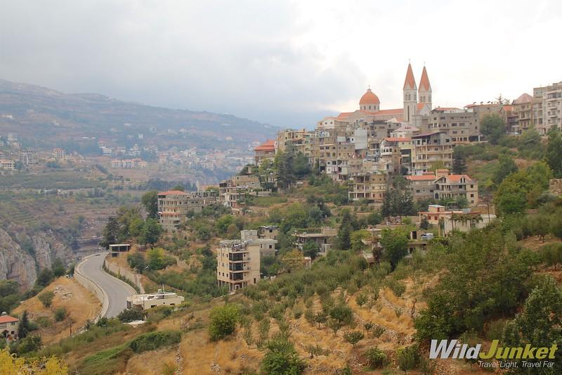 один недельный маршрут по Ливану Ливан Ливан IMG 1655 L
