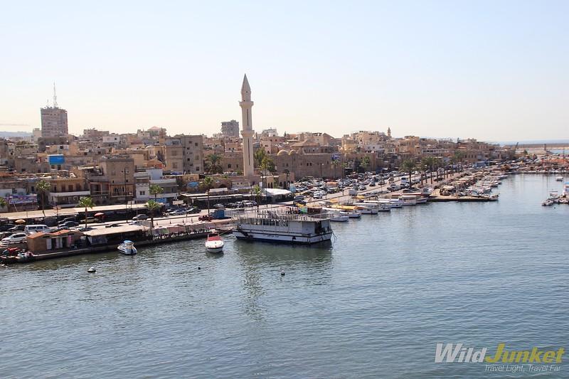 Недельный маршрут Ливан - Сидон