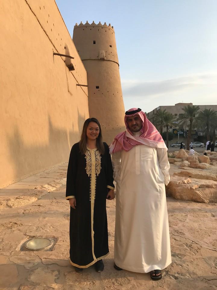 沙特阿拉伯——像约旦一样的东西
