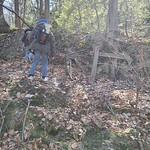 Mine Hill, Devils Den, Auburn NH: Third Excursion - 2021 10