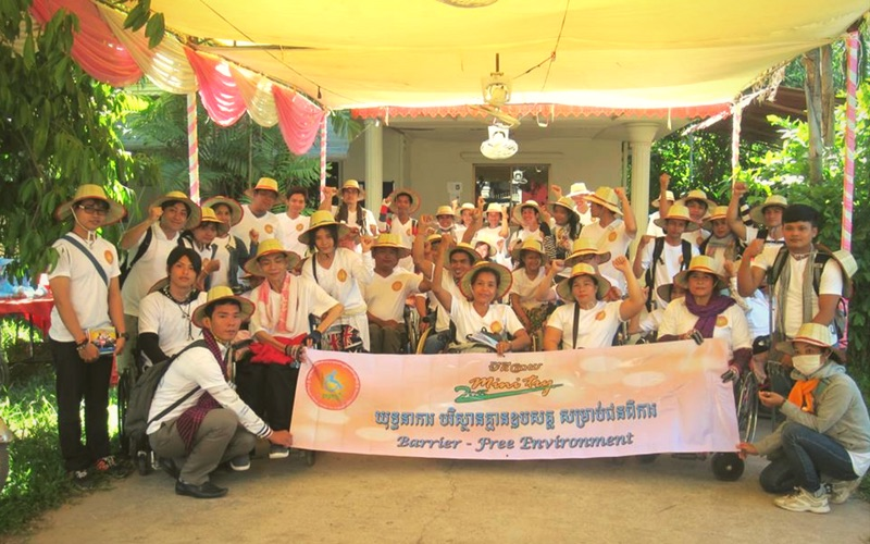 volunteer in Cambodia responsibly at the Phnom Penh Center for Independent Living