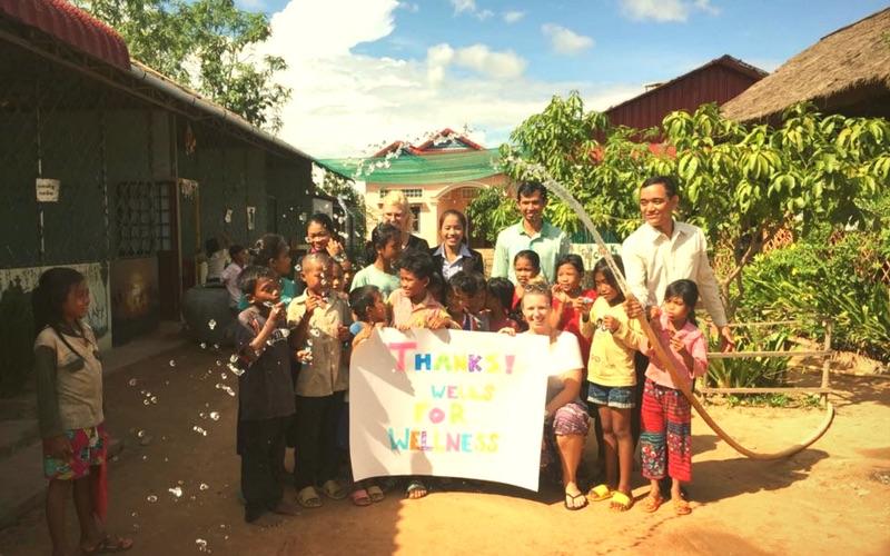 volunteer in cambodia responsibly with Volunteer Development Children Association