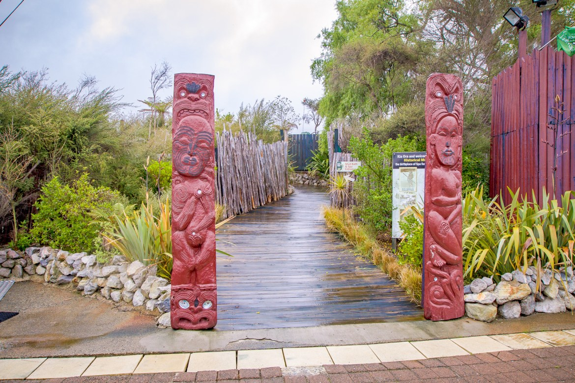 Rotorua Attractions Hell S Gate Geothermal Area Amp Spa