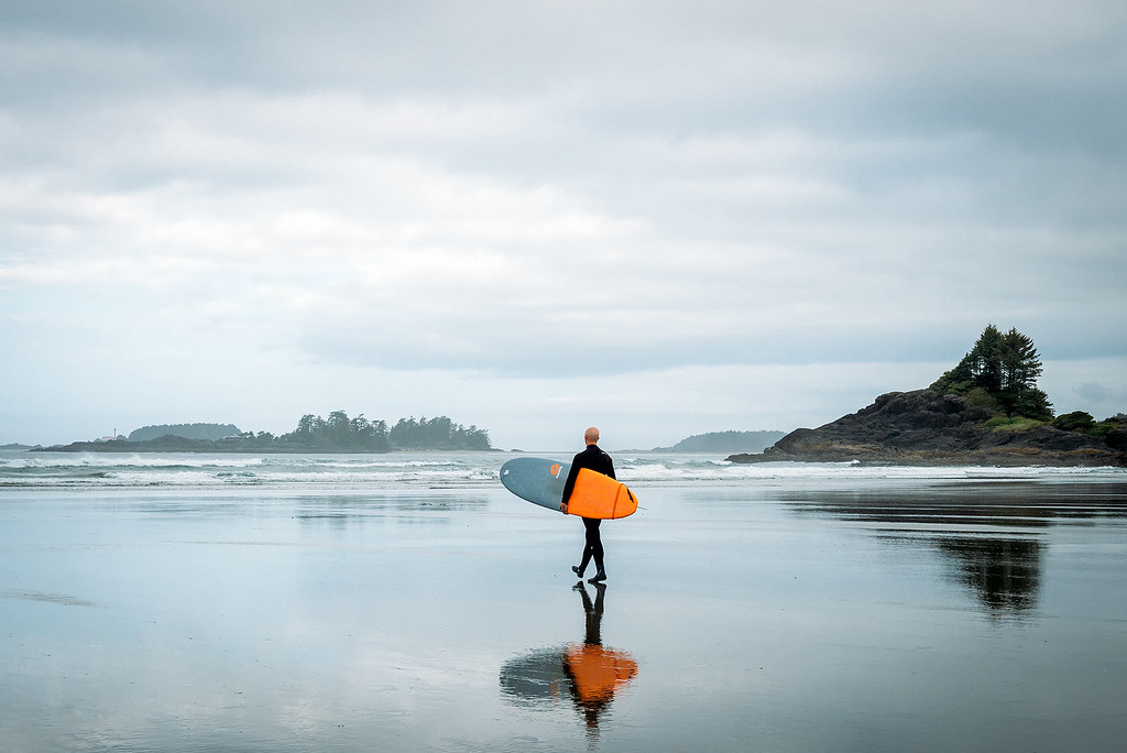 Vancouver Island Surfing