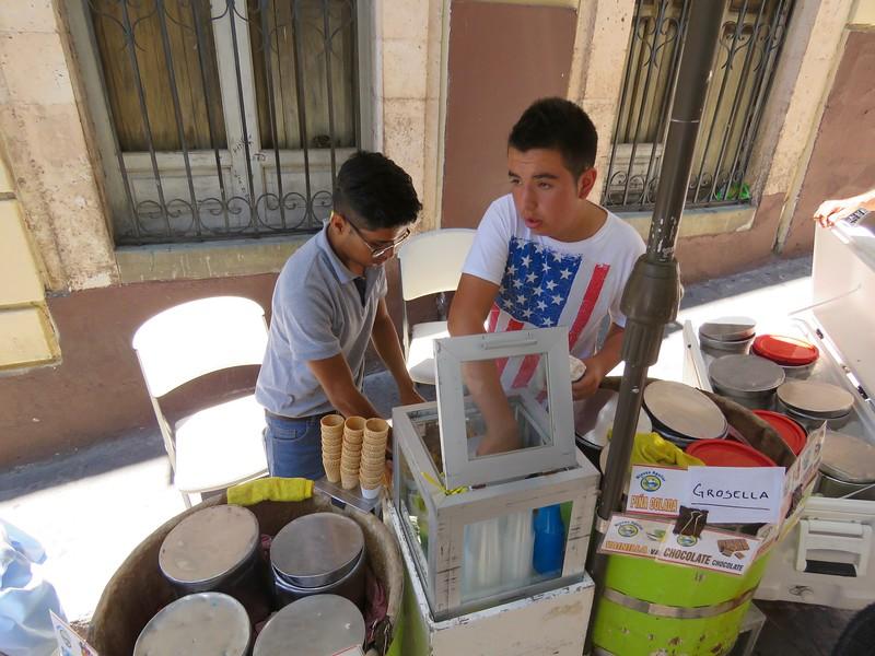 Ice Cream - Guanajuato Street Food Tour - Guanajuato, Mexico