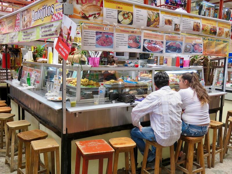 Central Market - Guanajuato Street Food Tour - Guanajuato, Mexico