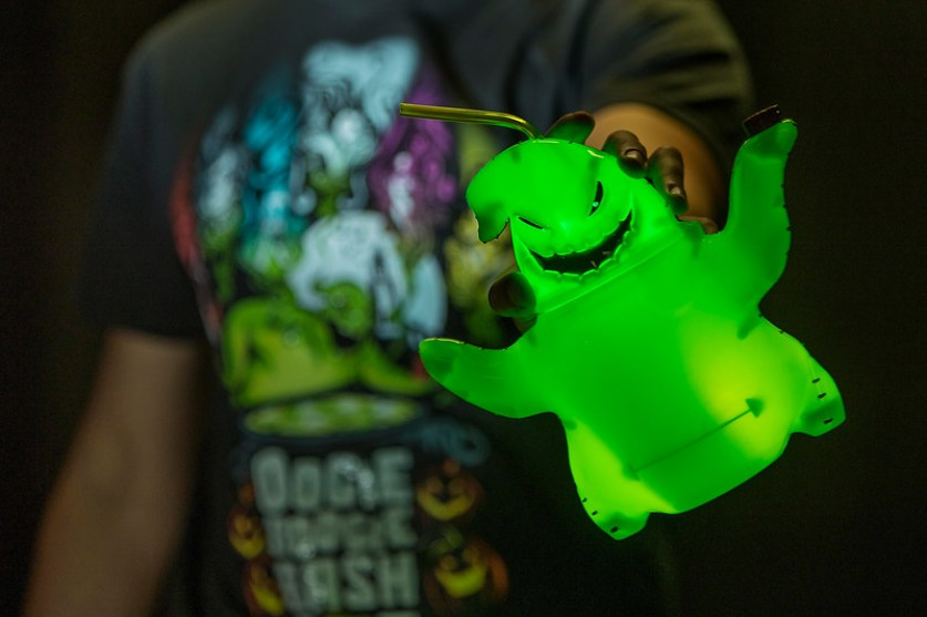 Halloween Time at Disneyland Resort – Oogie Boogie Bash Sipper