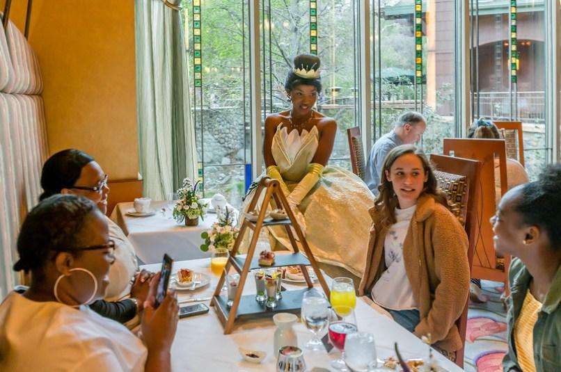 Disney Princess Breakfast Adventures at Disney's Grand Californian Hotel & Spa
