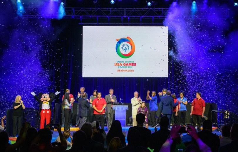 wdw special olympics 2022