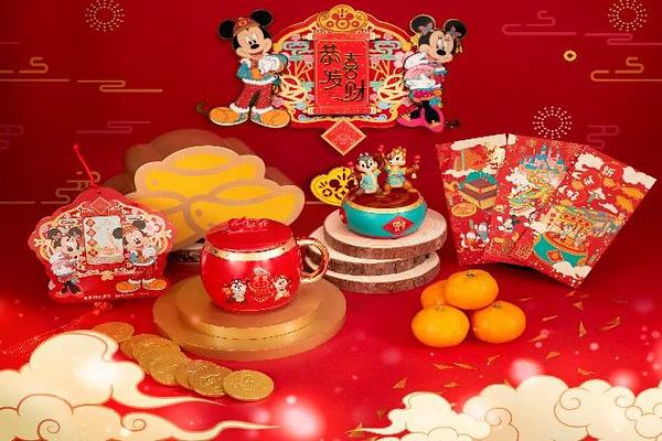 chinese new year 2020 shanghai disneyland (5)