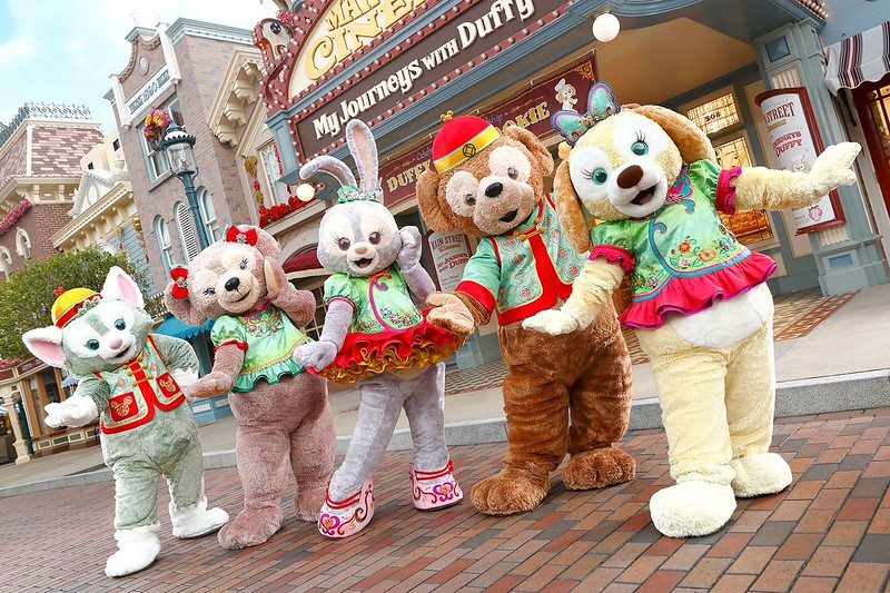chinese new year hkdl 20204