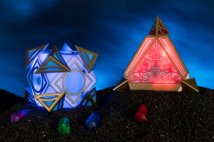 Star Wars: Galaxy's Edge Merchandise – Holocrons