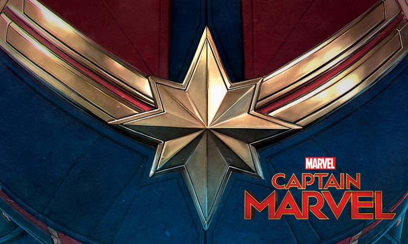 Meet CAPTAIN MARVEL soon at Disney Parks