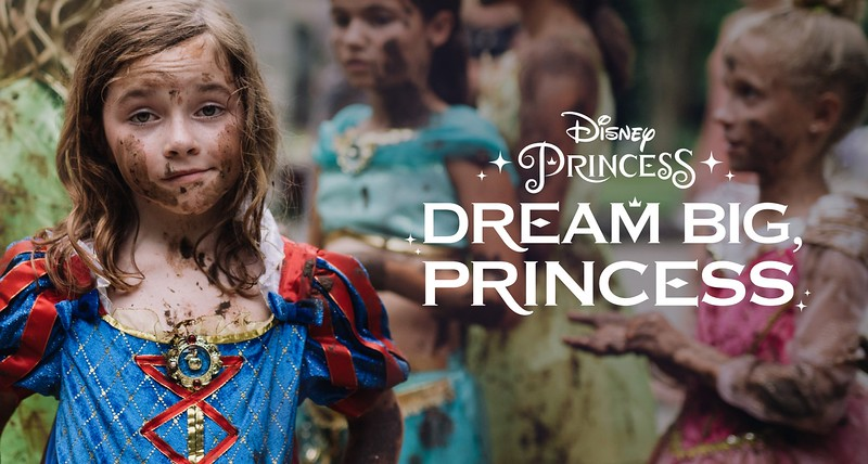 #DreamBigPrincess pledges up to $1MM to encourage young filmmakers celebrating female trailblazers