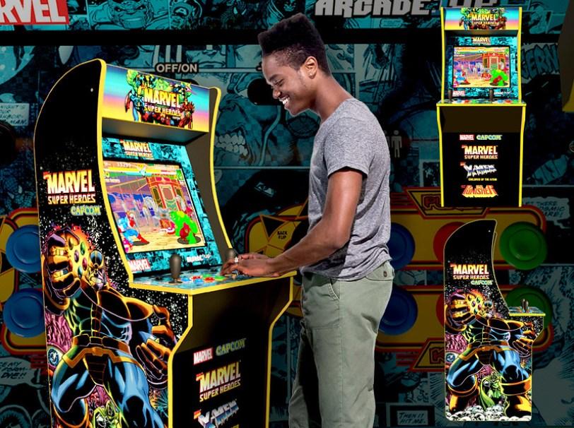 Arcade1Up-Capcoms-Marvel-Super-Heroes