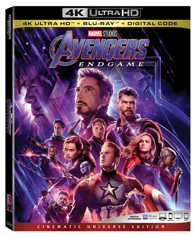 avengers endgame bluray digital boxshot