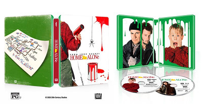 home alone Ultimate Collector's Edition (2)