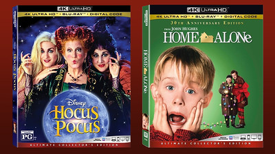 home alone hocus pocus 2020 ultimate collectors editions