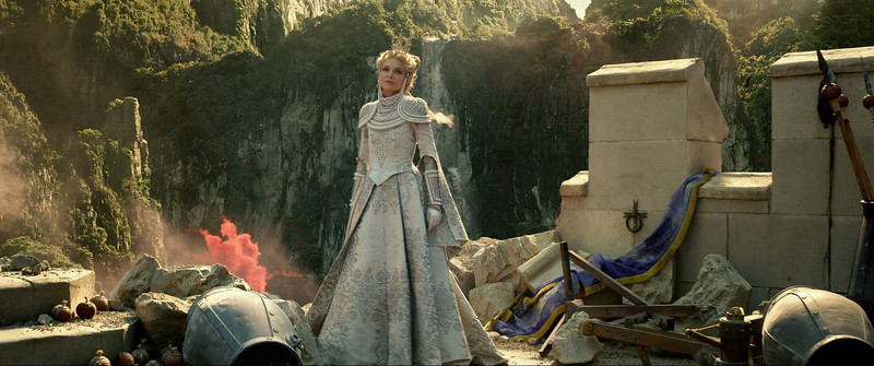 Michelle Pfeiffer is Queen Ingrith in Disney's MALEFICENT: MISTRESS OF EVIL.