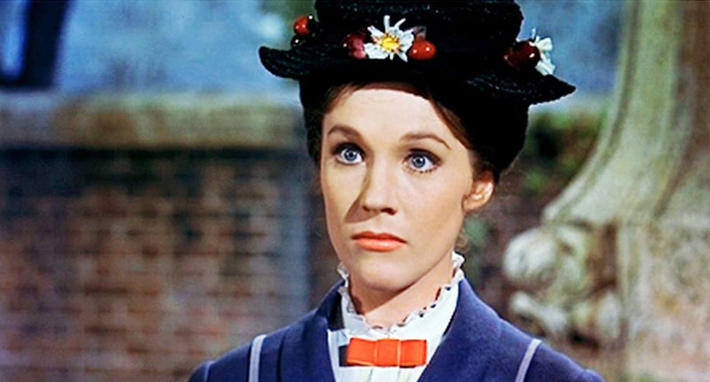 MARY POPPINS RETURNS begins production