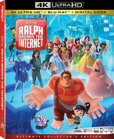 REVIEW: RALPH BREAKS THE INTERNET brings a Ralphzilla-sized assortment of goodies