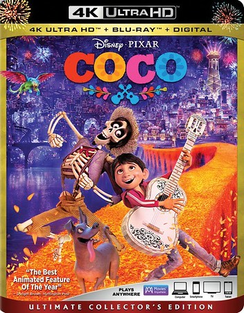 REVIEW: We're 'un poco loco' for the home release of COCO!