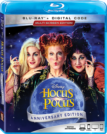 REVIEW: Run amok with the new HOCUS POCUS 25th Anniversary Edition