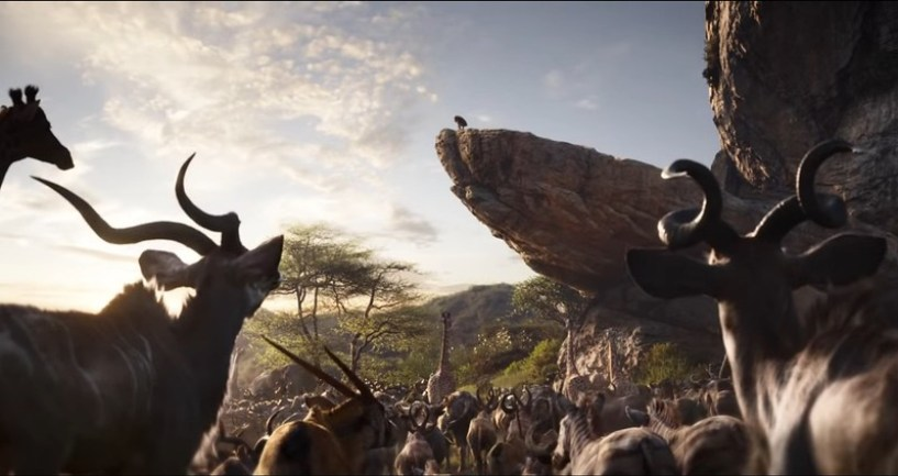 watch  disney launches the lion king teaser for upcoming
