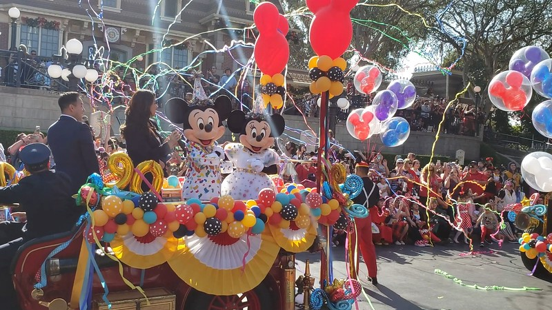 PICTORIAL: Disneyland celebrates #Mickey90 with special merch, eats, and entertainment