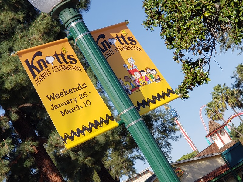 EXTENDED! Knott's PEANUTS Celebration adds more festival dates!