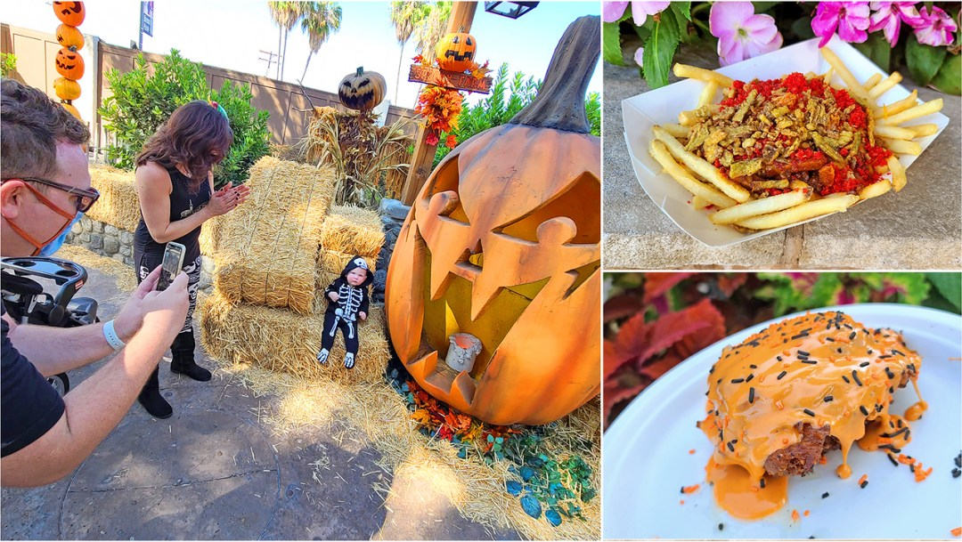 PICTORIAL Treats and sweets await in fully immersed KNOTT'S TASTE OF FALLOWEEN outdoor event