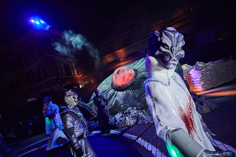 BOGO offer, hotel packages, and more for HALLOWEEN HORROR NIGHTS in Florida