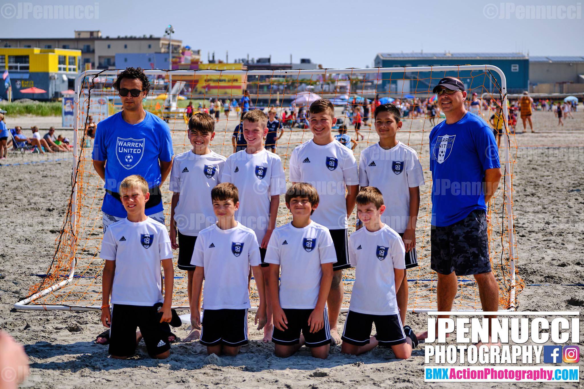 Beach Blast Soccer Tournament 2021