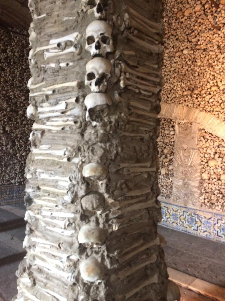 bone chapel support