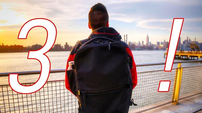 Choosing A One Bag Travel Backpack
