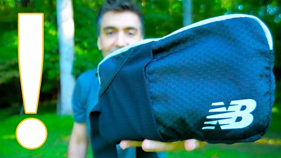 New Balance Made A Waist Pack For Runners That Actually Carries Your Stuff