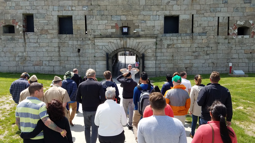 Guided Tour at Fort Adams