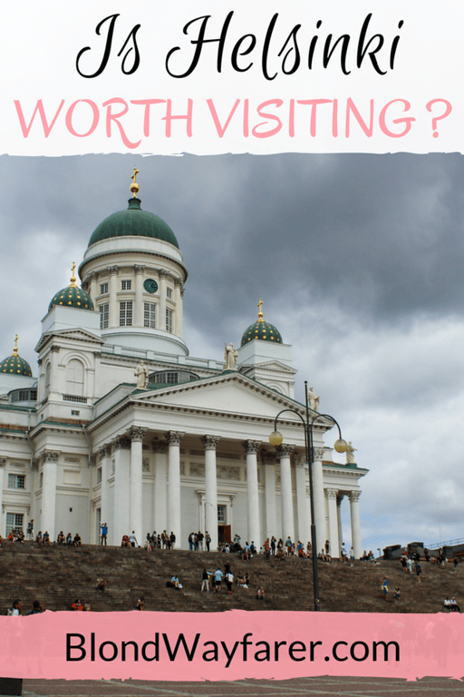 is helsinki worth visiting?   solo travel helsinki   Helsinki   Finland   Scandinavia   Europe Travel   Solo Female Travel   travel tips   wanderlust