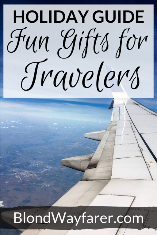 fun travel gifts | gifts for travel lovers | gifts for people who love to travel | gifts for friends going travelling | gifts for someone traveling abroad | small travel gifts | travel gifts for her