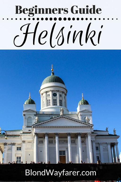 Helsinki | Finland | Scandinavia | Europe Travel | Solo Female Travel | travel tips | wanderlust