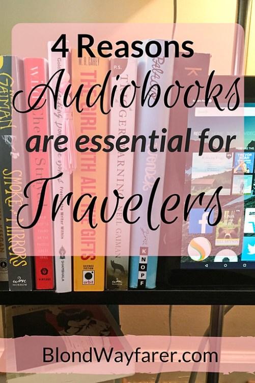 audiobooks are essential