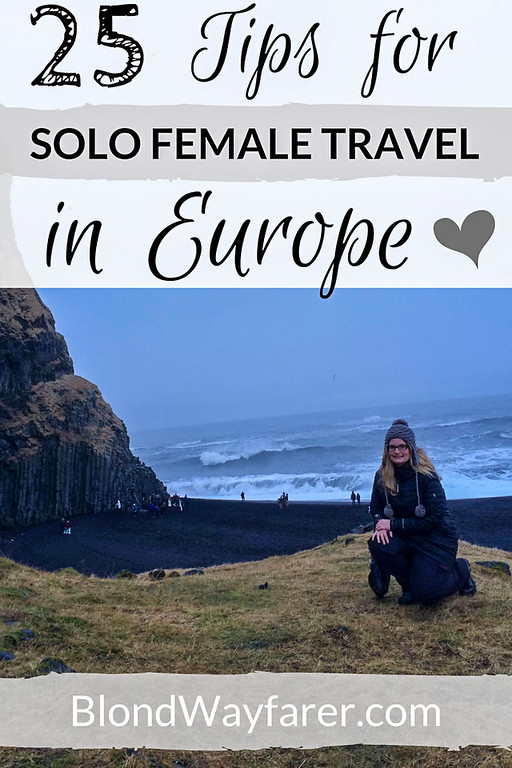solo female travel in europe | wanderlust | travel | vacation | europe tips | inspirational | travel inspiration | west europe