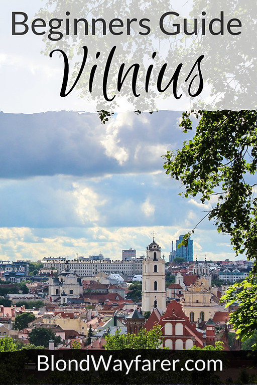 Vilnius | Lithuania | Travel Tips | Travel Guide | East Europe | Europe Travel | Wanderlust | Solo Female Travel