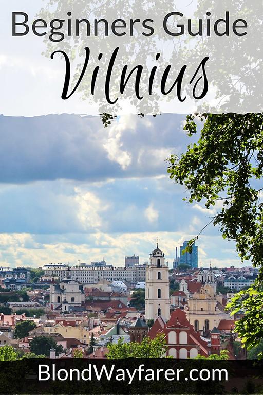 Vilnius   Lithuania   Travel Tips   Travel Guide   East Europe   Europe Travel   Wanderlust   Solo Female Travel