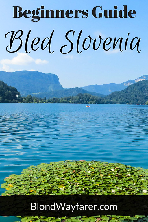 bled slovenia | europe tips | solo female travel | wanderlust | vacation | central europe