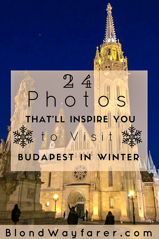 Budapest | Hungary | Budapest in Winter | Travel Photography | Wanderlust | Travel Inspiration