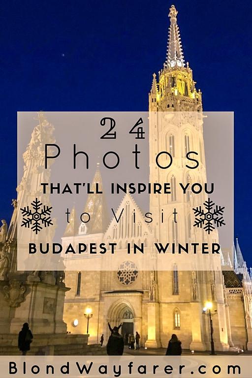 Budapest | Hungary | Budapest in Winter | Travel Photography | Wanderlust | Travel Inspiration